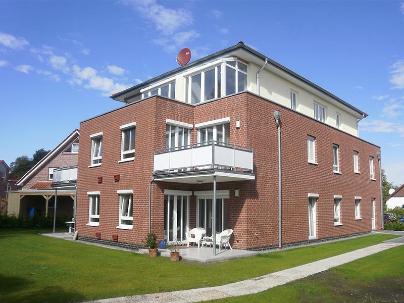Fünfstöckiges Apartmenthaus